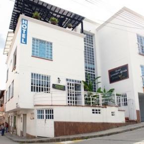 Hostales y Albergues - Hostal  Santander Aleman Terrace Vista