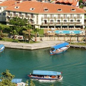 Hostales y Albergues - Dalyan Tezcan Hotel
