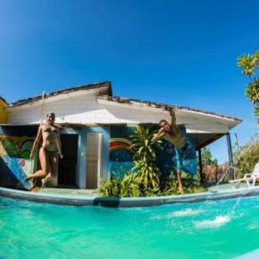 Hostales y Albergues - Hostal Beach  Porto de Galinhas