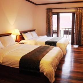 Hostales y Albergues - Cheathata Angkor Hotel