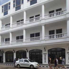 Hostales y Albergues - Hotel Ajanta