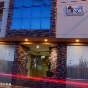 Hostales y Albergues - Hotel Golden Inca
