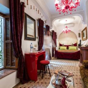 Hostales y Albergues - D-House Riad Asrari