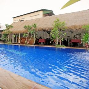 Hostales y Albergues - Xing Angkor Hotel