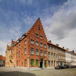 Hostales y Albergues - Hotel Jacobs Brugge