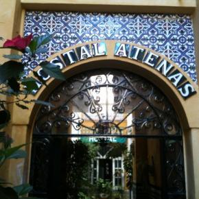 Hostales y Albergues - Hostal Atenas Sevilla