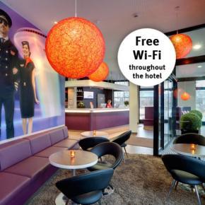 Hostales Baratos - MEININGER Hotel Frankfurt Airport