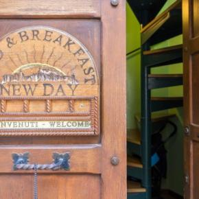 Hostales y Albergues - Bed and breakfast New Day