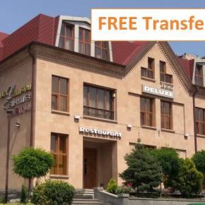 Hostales y Albergues - Yerevan Deluxe Hotel