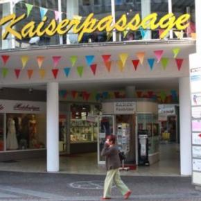 Hostales y Albergues - Gästehaus Kaiserpassage