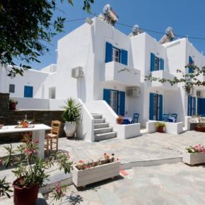 Hostales y Albergues - Marinos Hotel