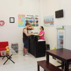 Hostales y Albergues - Hostal Saigon Backpackers  @ Cong Quynh