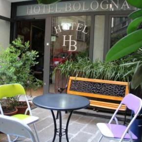 Hostales y Albergues - Hotel Bologna