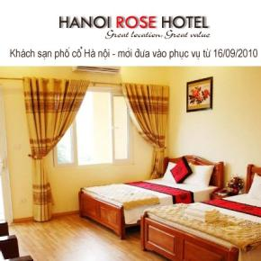 Hostales y Albergues - Hanoi Rose Hotel