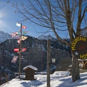 Hostales y Albergues - Hostal Mountain  Gimmelwald