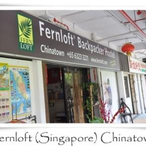 Hostales y Albergues - Fernloft (Singapore) Chinatown