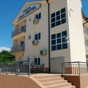 Hostales y Albergues - Hotel Amicus Apart