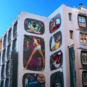 Hostales y Albergues - Hotel Axotel Lyon Perrache ***