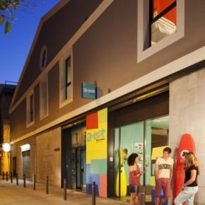 Hostales y Albergues - Hostal Amistat Beach  Barcelona