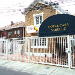 Hostales y Albergues - Hotel Casa Sabelle