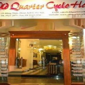 Hostales y Albergues - Old Quater Cyclo Hotel