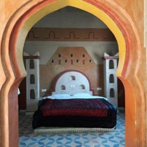 Hostales y Albergues - Auberge Kasbah Tamariste