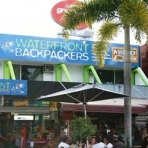 Hostales y Albergues - Waterfront Backpackers