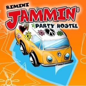 Hostales y Albergues - Hostal Jammin'  Rimini