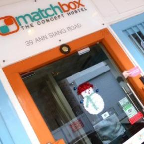 Hostales y Albergues - Hostal Matchbox The Concept