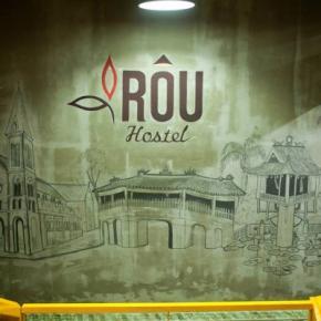 Hostales y Albergues - Hostal ROU