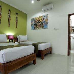 Hostales y Albergues - Maha Residence Guest House Balangan