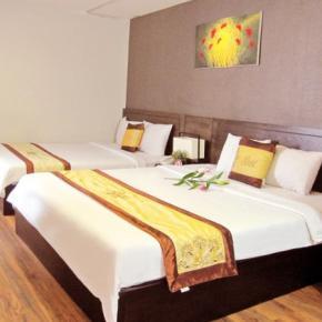 Hostales y Albergues - Gold Hotel Da Nang