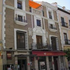 Hostales y Albergues - Hostal Colon Antequera