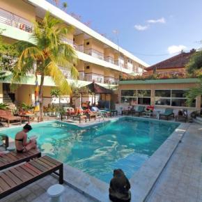 Hostales y Albergues - Sayang Maha Mertha Hotel
