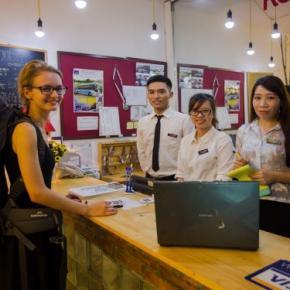 Hostales y Albergues - Hostal Hanoi Rendezvous