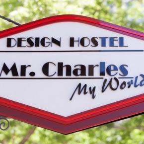 Hostales y Albergues - Hostal Design  Mr.Charles