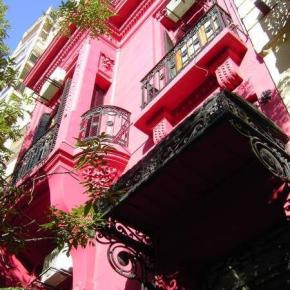 Hostales y Albergues - The Pink House