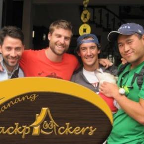 Hostales y Albergues - Hostal Danang Backpackers