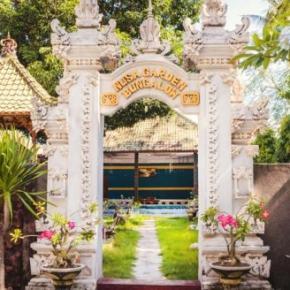 Hostales y Albergues - Nusa Garden Bungalow