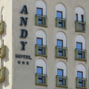 Hostales y Albergues - Andy Hotel