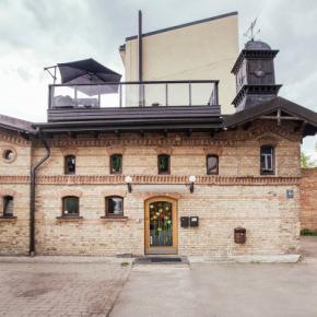 Hostales y Albergues - Hostal Amalienhof  Riga