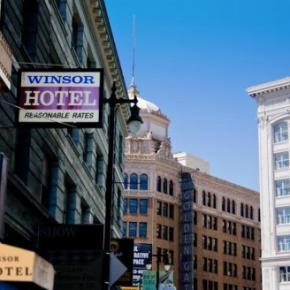 Hostales y Albergues - Winsor Hotel