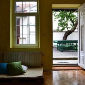Hostales y Albergues - Hostal Bohemian Garden