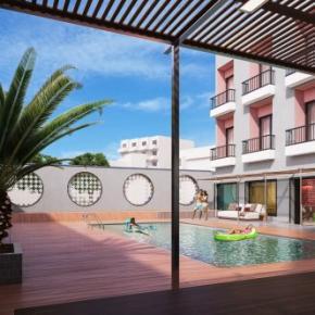 Hostales y Albergues - Hostal Amistat Island  Ibiza