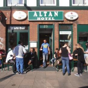 Hostales y Albergues - Altan Hotel