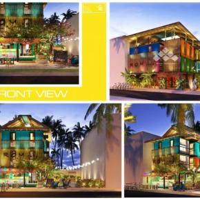Hostales y Albergues - Rom Casa Hotel Da Nang