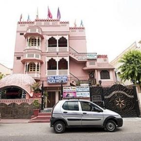 Hostales y Albergues - Hotel Royal Aashiyana Palace