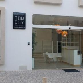 Hostales y Albergues - Hostal Top city