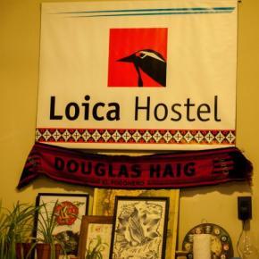 Hostales y Albergues - Hostal Loica