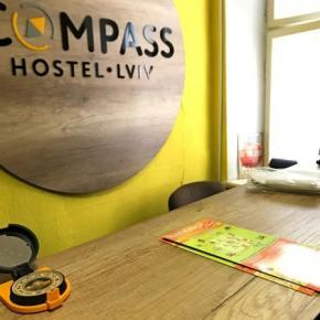 Hostales y Albergues - Hostal COMPASS  Lviv